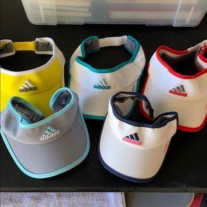 Adidas women's visors